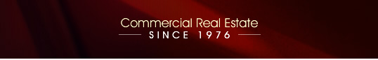 Commercial Real Estate Since 1976